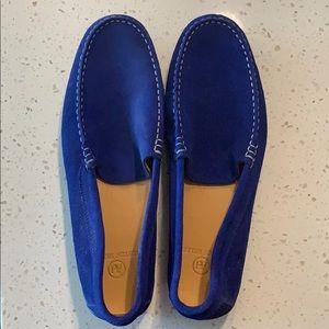 BNWOT Italian driving loafers size Men's 11